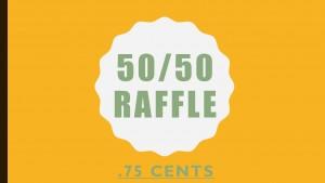 Test 50/50 Raffle $0.75