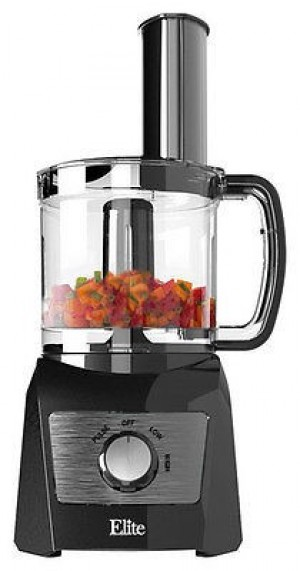 Elite Platinum 3-Cup Food Processor
