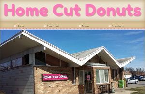 Home Cut Donuts gift card
