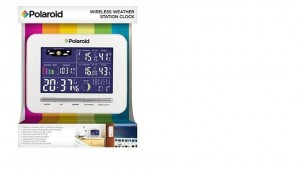 POLAROID PDC001 WIRELESS WEATHER STATION