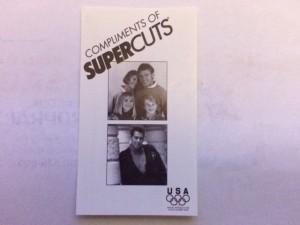 SUPERCUTS Gift Card #1